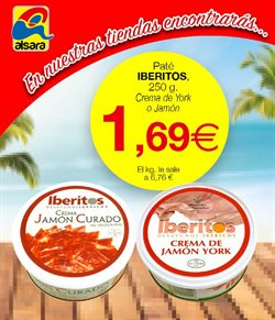 Ofertas de Alsara Supermercados  en el folleto de Córdoba