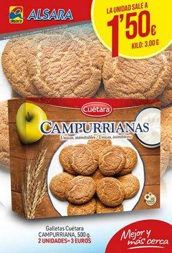 Catálogo Alsara Supermercados en Jaén ( 4 días más )