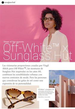 Ofertas de Sunglass Hut  en el folleto de Barcelona