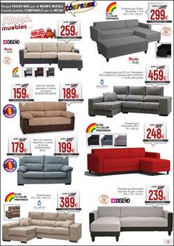 Hogar y muebles cat logos ofertas y descuentos tiendeo for Remate de muebles para el hogar