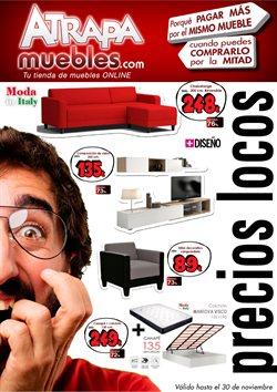 Ofertas de Hogar y muebles  en el folleto de Atrapamuebles en Madrid