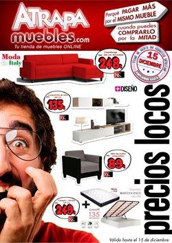 Ofertas de Hogar y muebles  en el folleto de Atrapamuebles en San Sebastián de los Reyes