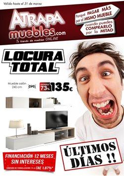 Ofertas de Atrapamuebles  en el folleto de Barcelona