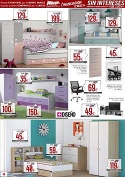 Ofertas de Camas  en el folleto de Atrapamuebles en Paterna