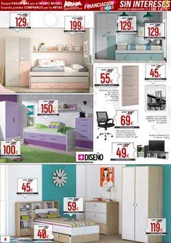 Ofertas de Bolsa para almacenaje  en el folleto de Atrapamuebles en León