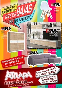 Ofertas de Atrapamuebles  en el folleto de Málaga