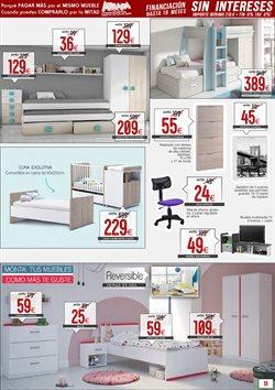 Ofertas de Muebles  en el folleto de Atrapamuebles en Valladolid