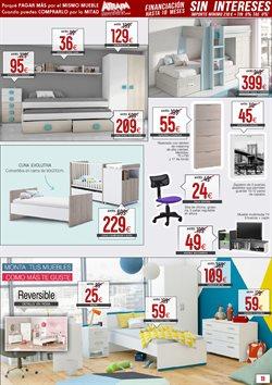 Ofertas de Cunas  en el folleto de Atrapamuebles en Madrid