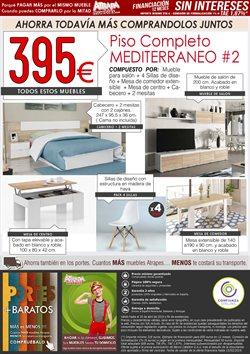 Ofertas de Muebles  en el folleto de Atrapamuebles en Bilbao