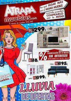 Ofertas de Hogar y muebles  en el folleto de Atrapamuebles en Mijas