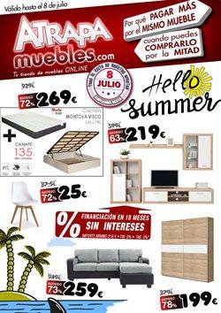Ofertas de Hogar y muebles  en el folleto de Atrapamuebles en Ferrol