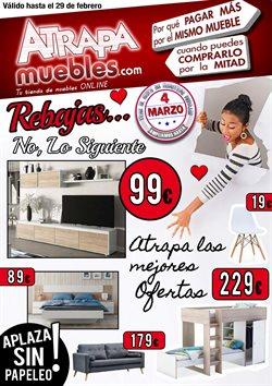 Ofertas de Hogar y Muebles  en el folleto de ATRAPAmuebles en Alcobendas