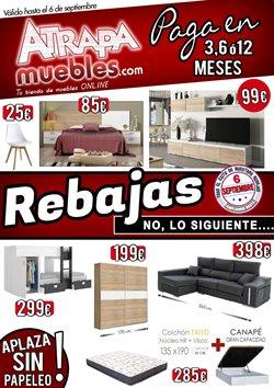 Ofertas de Hogar y Muebles en el catálogo de ATRAPAmuebles en Barberà del Vallés ( 17 días más )