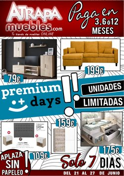 Catálogo ATRAPAmuebles ( Publicado ayer)