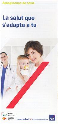 Ofertas de Axa Assistance  en el folleto de Barcelona