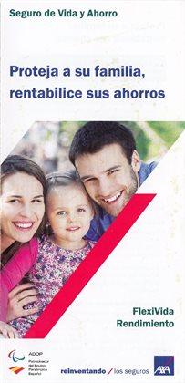 Ofertas de Bancos y seguros  en el folleto de Axa Assistance en Barcelona