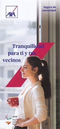 Ofertas de Bancos y seguros  en el folleto de Axa Assistance en Sant Quirze del Valles