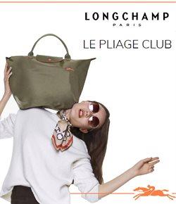 Ofertas de Longchamp  en el folleto de Madrid
