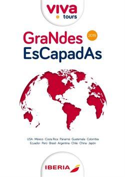 Ofertas de Iberia  en el folleto de Madrid