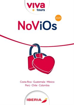Ofertas de Viajes de novios en Iberia