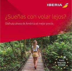 Ofertas de Viajes en el catálogo de Iberia ( Caduca mañana)