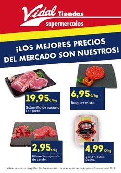 Ofertas de Vidal  en el folleto de Valencia