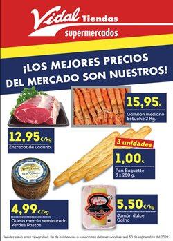 Ofertas de Vidal  en el folleto de Paterna