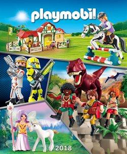Ofertas de Playmobil  en el folleto de Playmobil en Madrid
