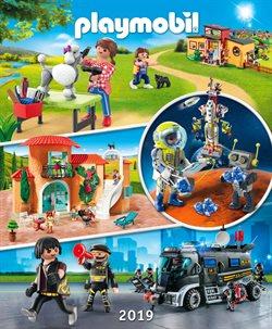 Ofertas de Juguetes y bebes  en el folleto de Playmobil en Badalona