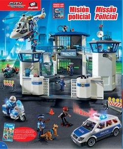 Ofertas de Vehículos de emergencias en Playmobil