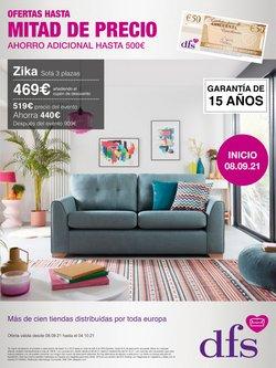 Ofertas de Hogar y Muebles en el catálogo de DFS Furniture ( 18 días más)