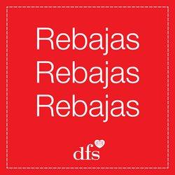 Ofertas de Hogar y Muebles  en el folleto de DFS Furniture en Alhaurín el Grande