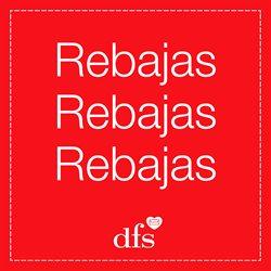 Ofertas de Hogar y Muebles  en el folleto de DFS Furniture en Cartagena