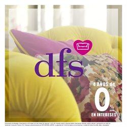 Ofertas de Hiper-Supermercados en el catálogo de DFS Furniture en Torrevieja ( Caduca mañana )