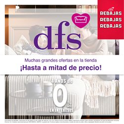 Ofertas de Agenda escolar en DFS Furniture