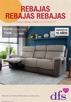 Ofertas de Informática y Electrónica en el catálogo de DFS Furniture ( Más de un mes)