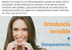Ofertas de Implantes dentales  en el folleto de Max Dental en Madrid