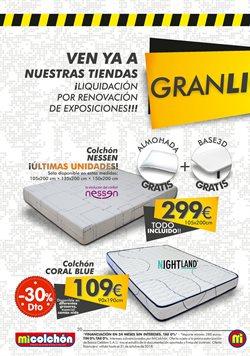 Ofertas de Rebajas  en el folleto de Mi Colchón en Madrid