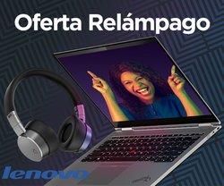 Ofertas de Informática y Electrónica en el catálogo de Lenovo ( Caduca hoy)