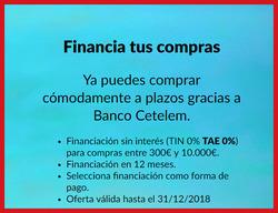 Ofertas de Financiación  en el folleto de Lenovo en Madrid