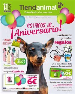 Ofertas de Mascotas  en el folleto de TiendAnimal en Alcalá de Henares