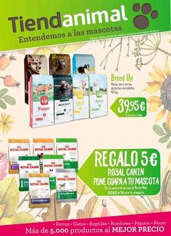 Ofertas de Mascotas  en el folleto de TiendAnimal en Paterna