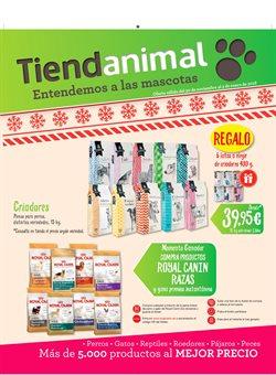 Ofertas de Mascotas  en el folleto de TiendAnimal en Fuenlabrada