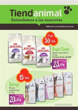 Ofertas de Hiper-Supermercados  en el folleto de TiendAnimal en Paterna