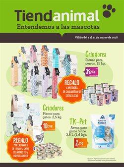 Ofertas de TiendAnimal  en el folleto de Córdoba