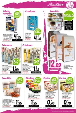 Ofertas de Snacks para mascotas  en el folleto de TiendAnimal en Valencia