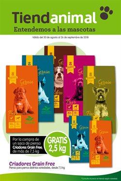 Ofertas de TiendAnimal  en el folleto de Barcelona