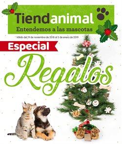 Ofertas de TiendAnimal  en el folleto de Gijón