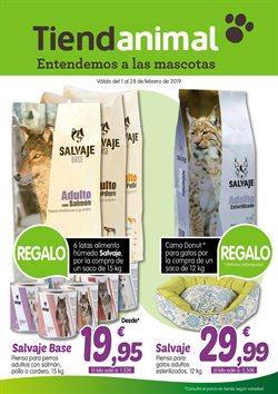 Ofertas de TiendAnimal  en el folleto de Algeciras