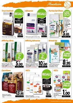 Ofertas de Gourmet  en el folleto de TiendAnimal en Madrid